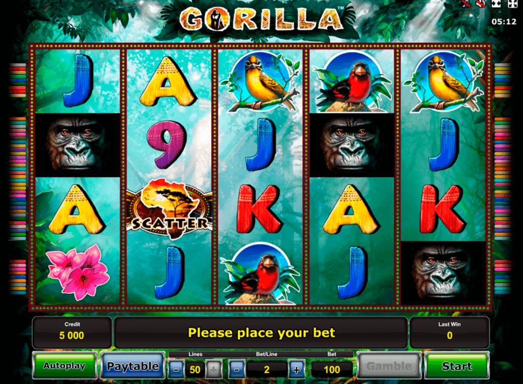 สล็อต Gorilla