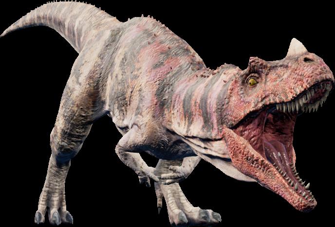 สัตว์ดึกดำบรรพ์ Ceratosaurus