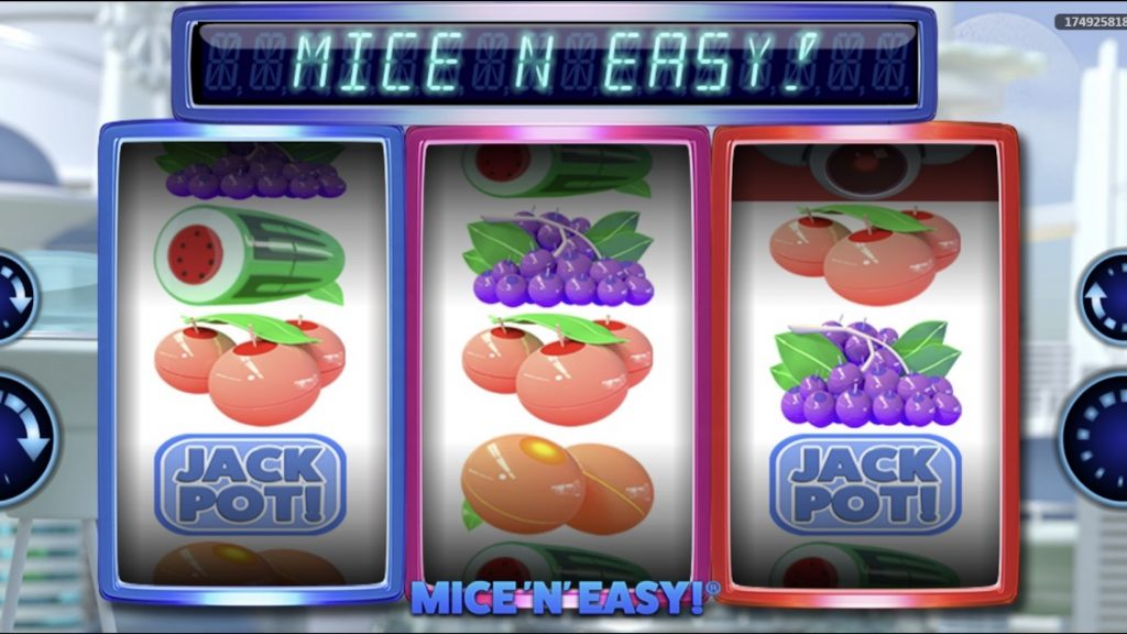 สล็อตออนไลน์ Mice 'N' Easy